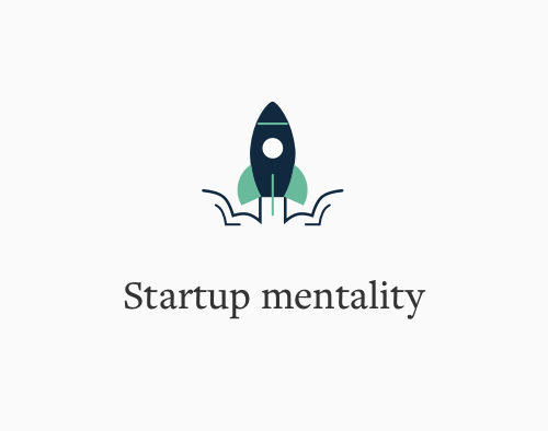 Startup Mentality